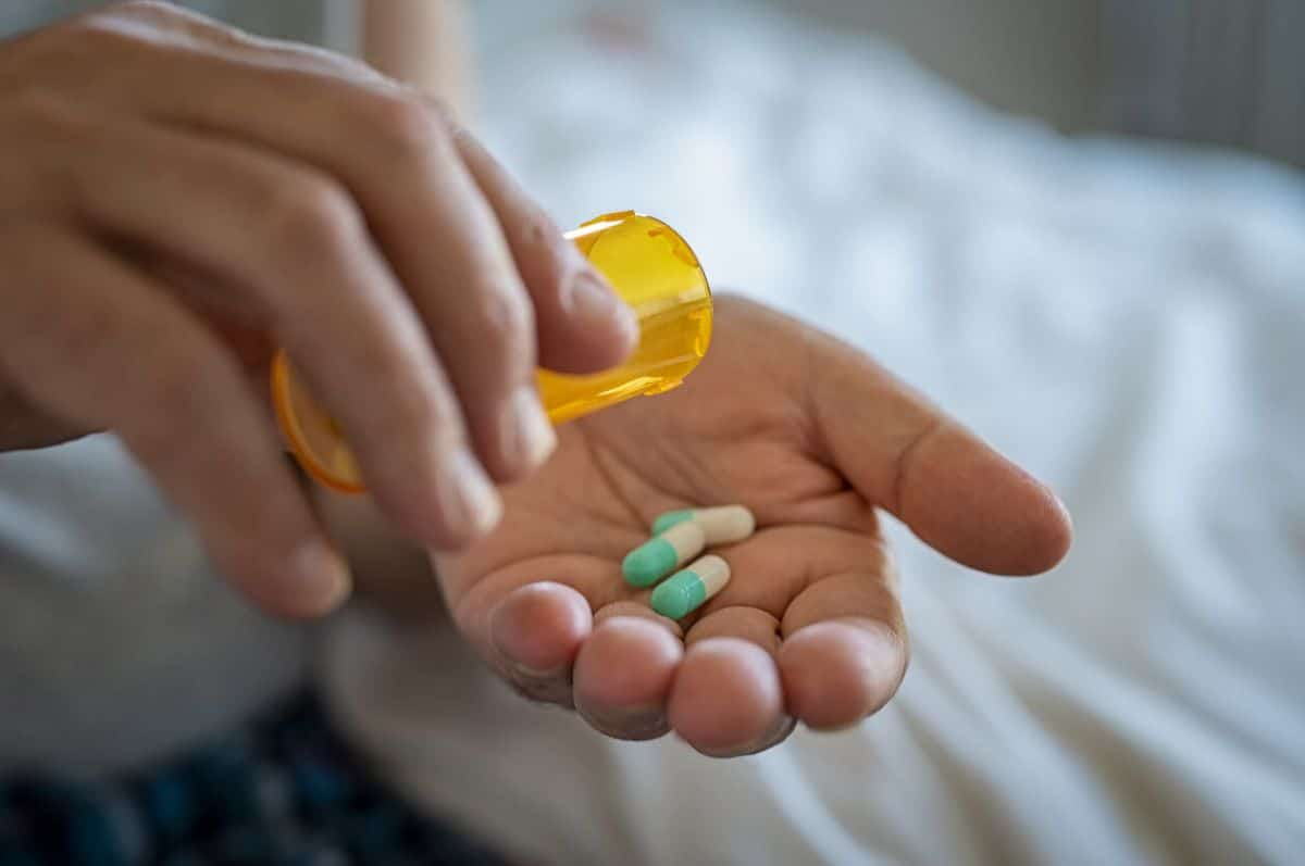 Abusing prescription drugs