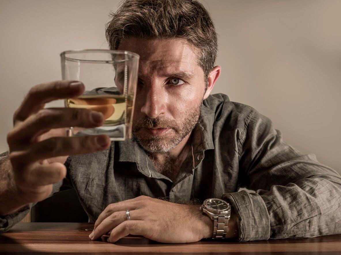 A;lcohol addict