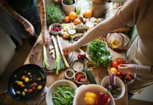 Nutrition in addiction recovery