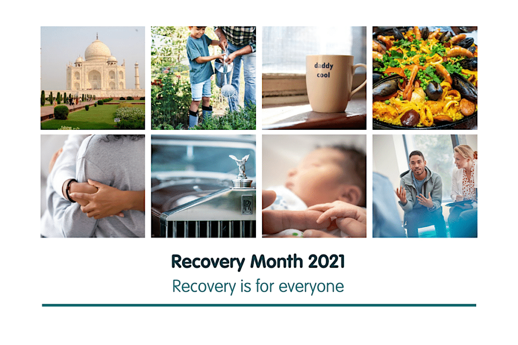 Recovery Month 2021