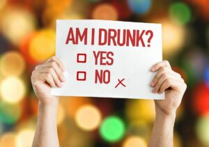 Am I drunk?