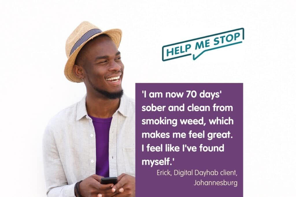 Help with addiction to weed, Help Me Stop